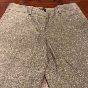 Brand New The Limited tweed pants